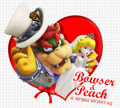 Peach And Bowser Affair