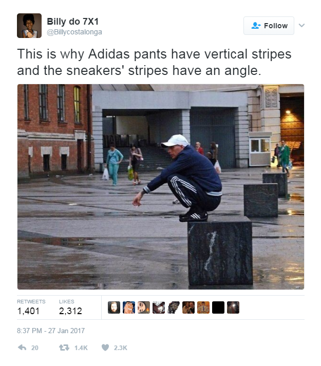 Why And The Stripes Pants This Is Adidas Sneakers Have Vertical hCQrsdt