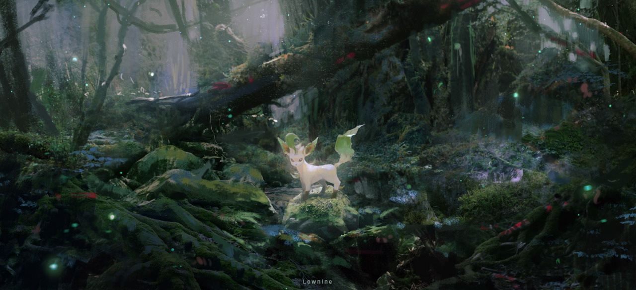 The Green World [Visita al Bosque de los Tréboles] 194