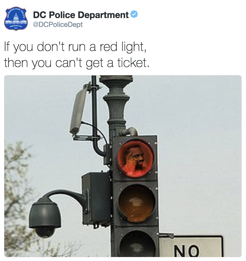 How Much Is A Ticket For Running A Red Light >> If You Don T Run A Red Light Then You Can T Get A Ticket Roll