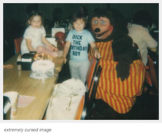 Showbiz Pizza Bear Cursed Image Know Your Meme