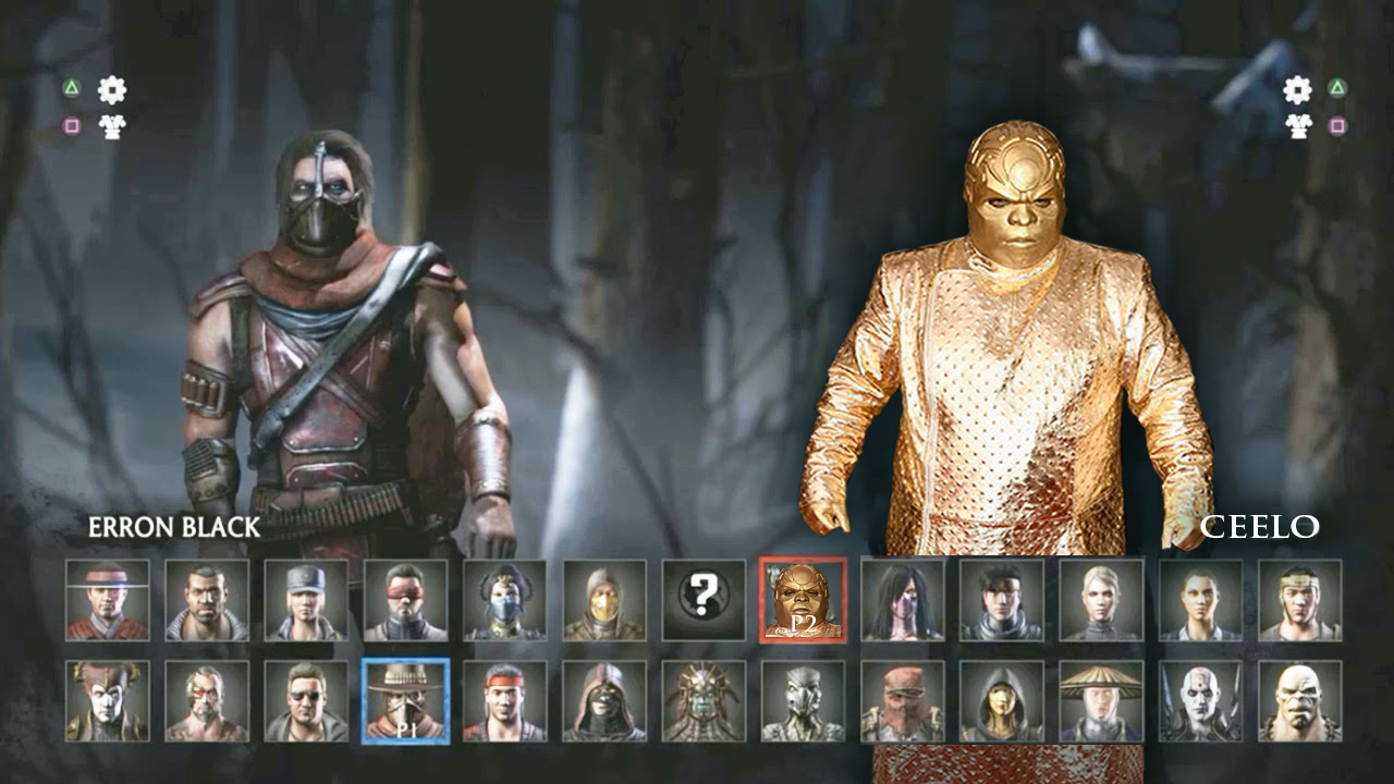 Cee-Lo Green, The Newest Character for the Next Mortal Combat DLC