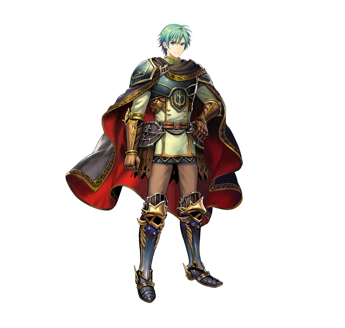 ephraim heroes art fire emblem heroes know your meme