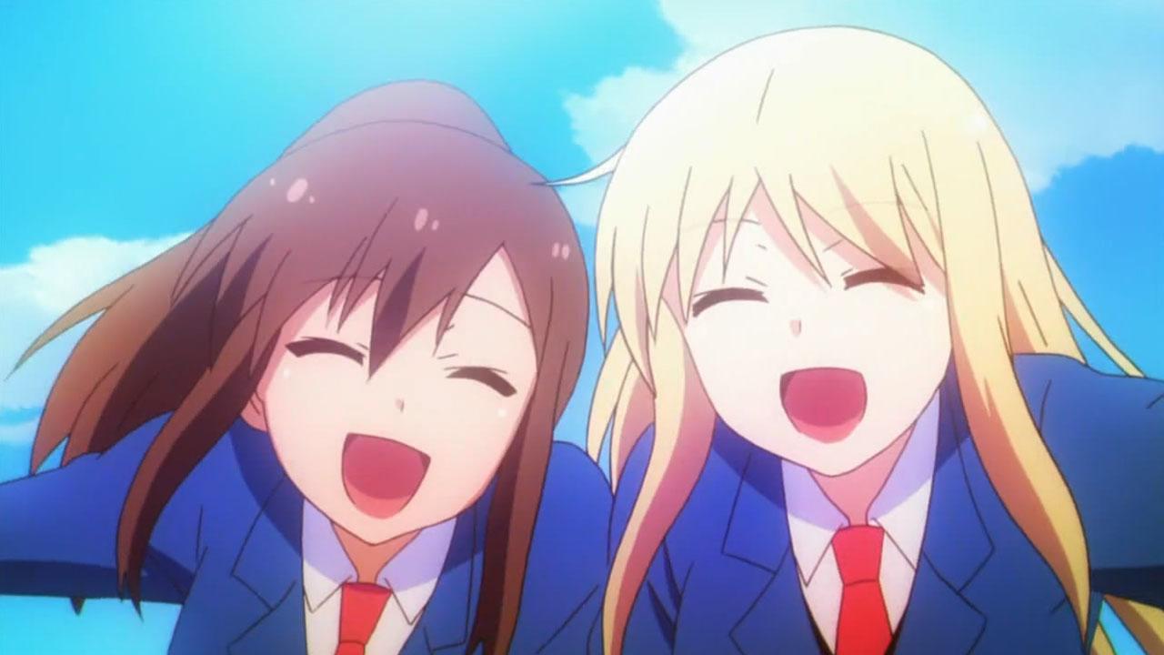 Smiling Mashiro And Nanami Anime Manga Know Your Meme