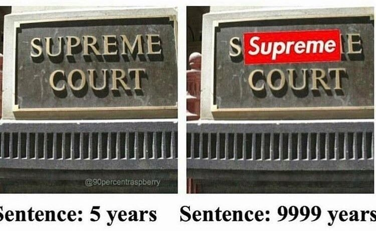437 supreme court supreme know your meme