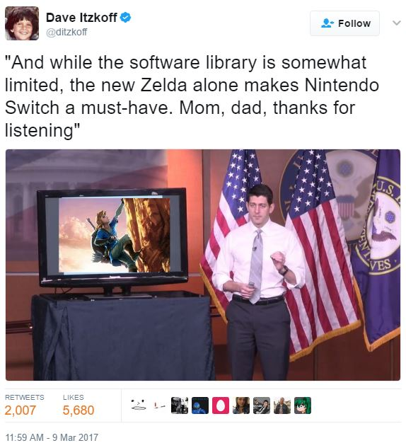 Legend of zelda breath of the wild paul ryans powerpoint dave itzkoff ditzkoff follow and while the software library is somewhat limited the toneelgroepblik Choice Image