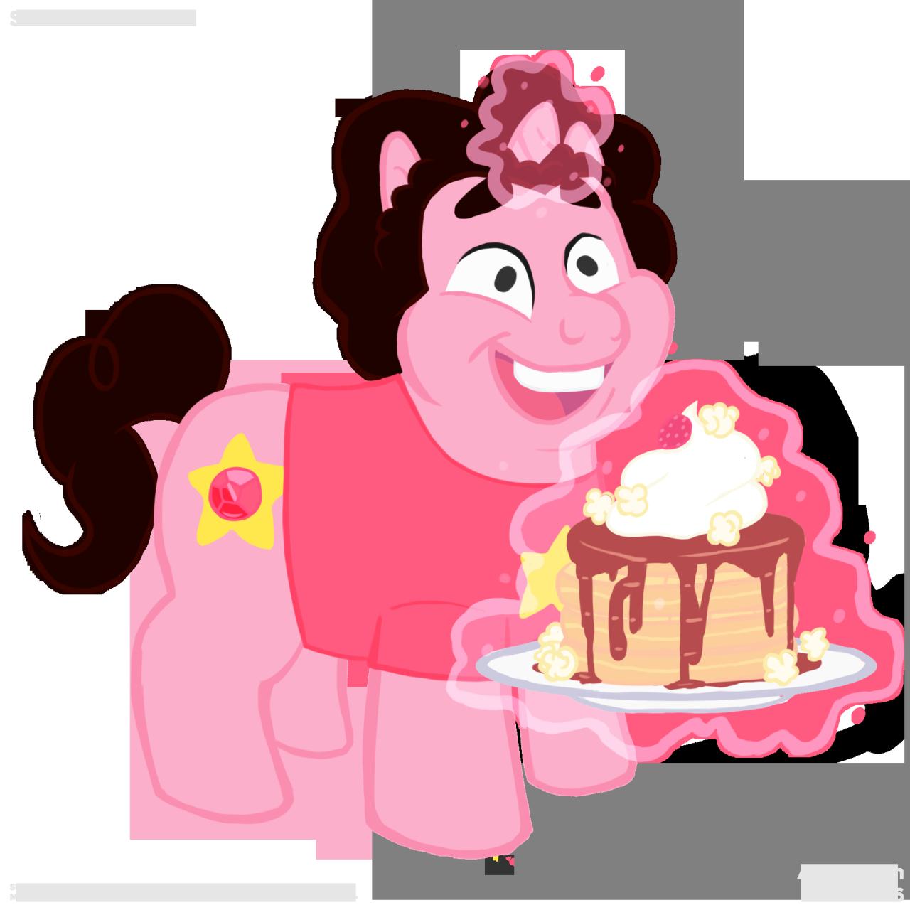 Breakfast pink facial expression mammal vertebrate cartoon nose food fictional character