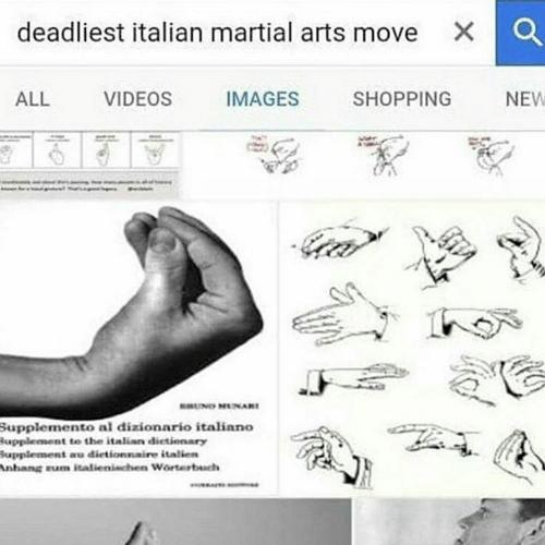 deadliest italian martial arts move how italians do things know