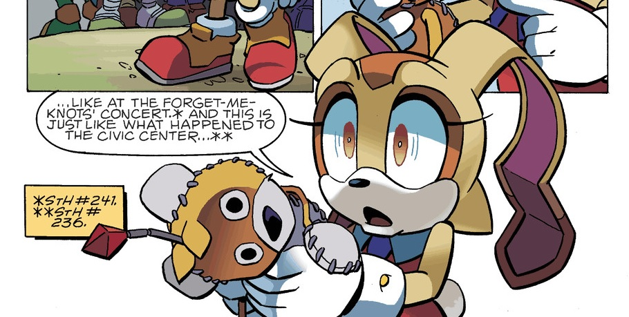 Cream And Her Tails Doll Sonic The Hedgehog Know Your Meme
