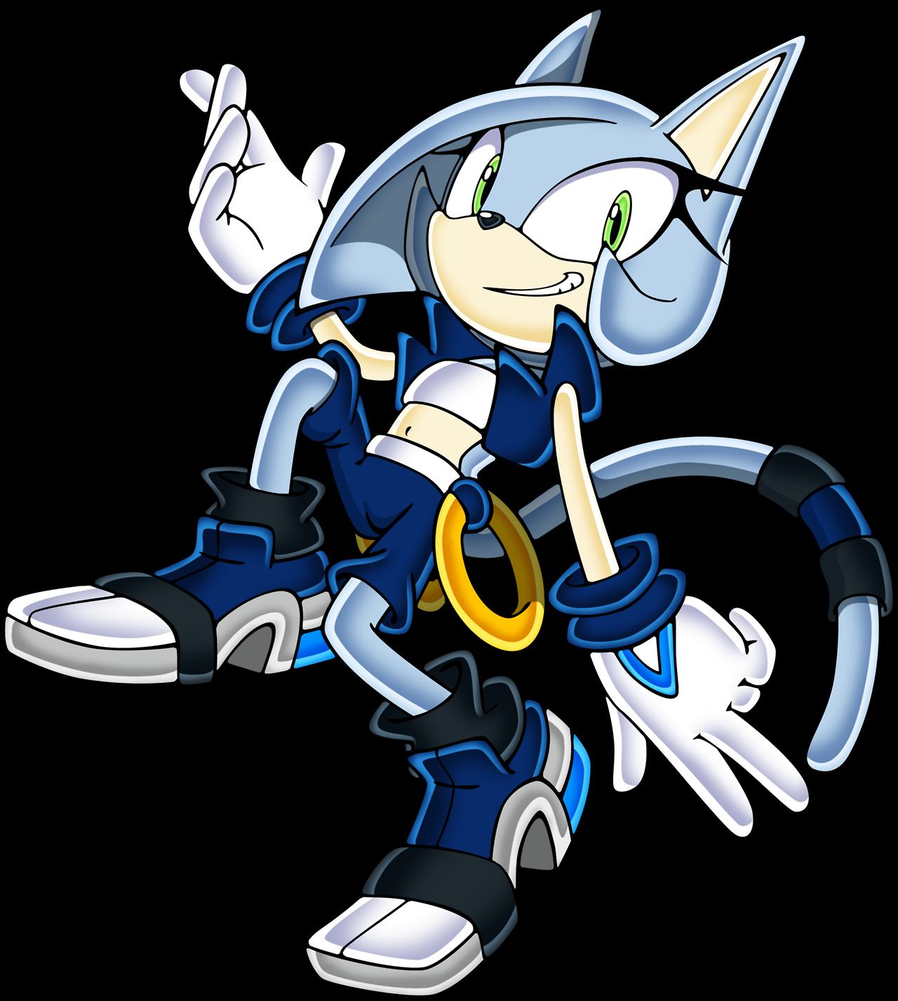 Tails the fox x Daniela - Sonic Fan Characters (recolors