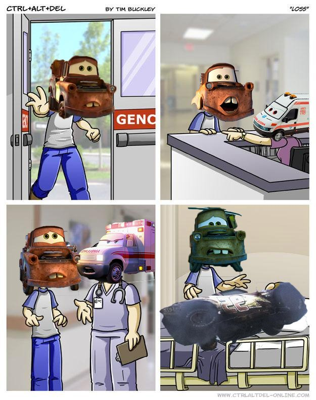 Cars 3 Loss Edit Lightning Mcqueens Death Know Your Meme
