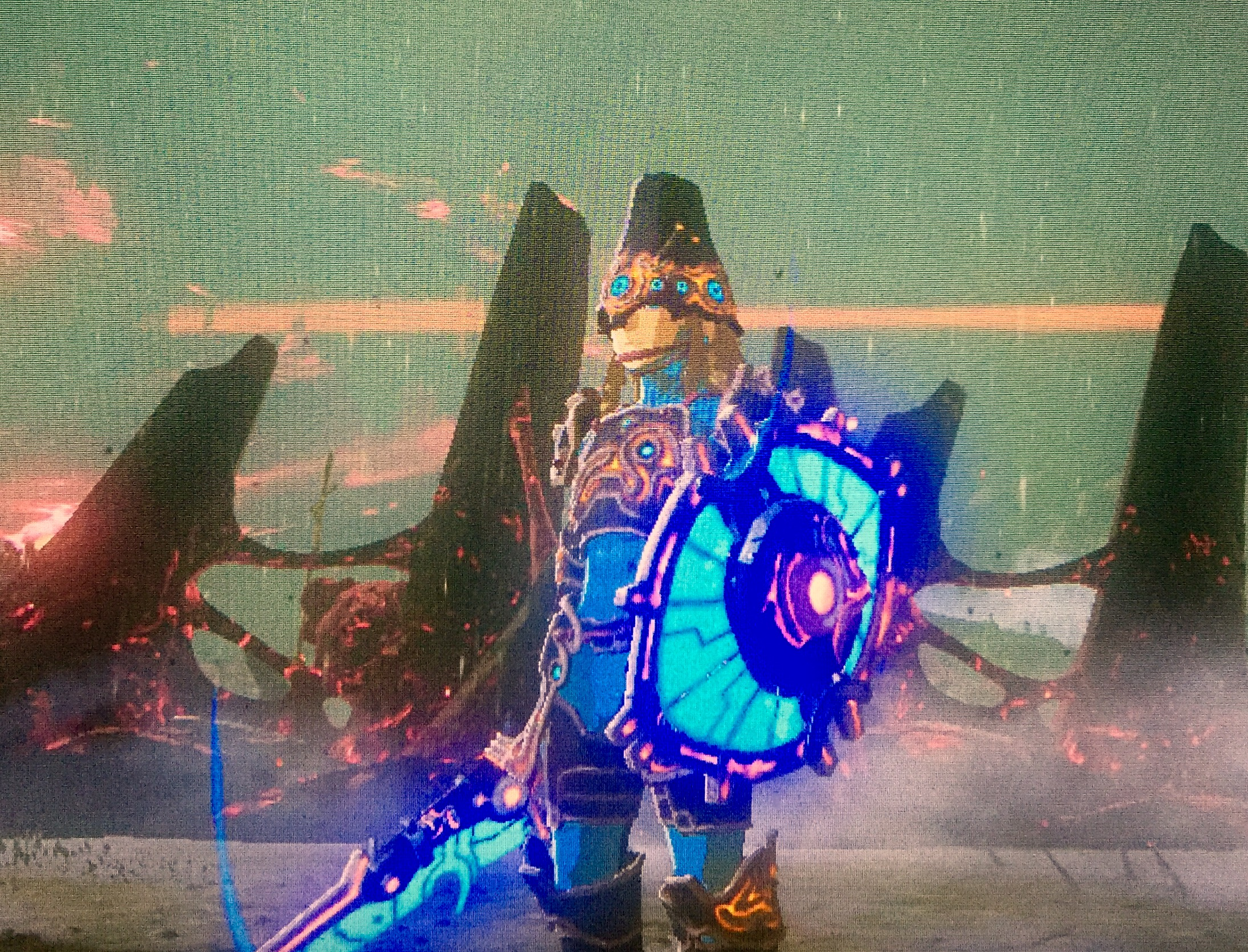 An Au Where Link Joins Ganon S Army The Legend Of Zelda