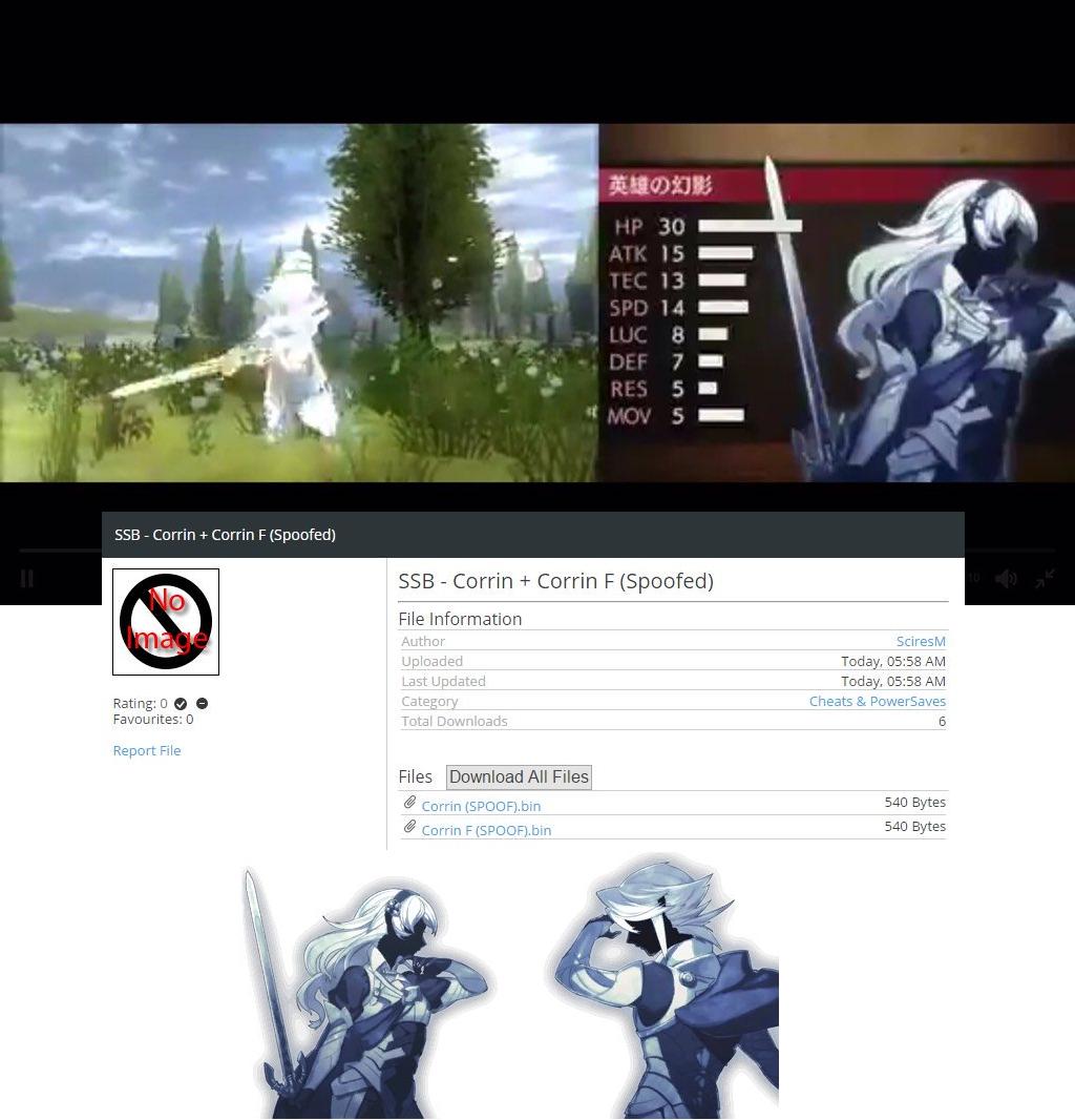 Amiibo Files