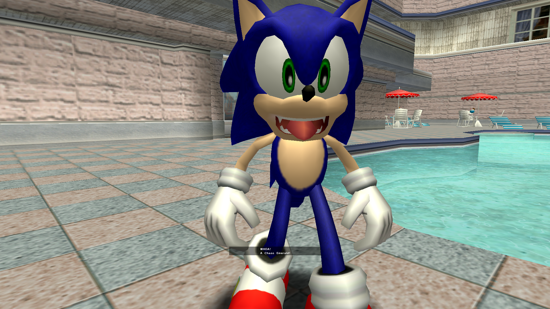 Some of the best 3D graphics   Sonic the Hedgehog   Know
