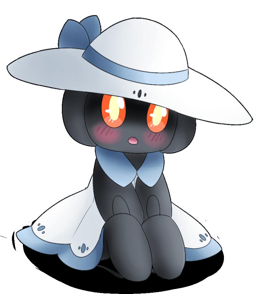 marshadow as lillie pokémon sun and moon know your meme
