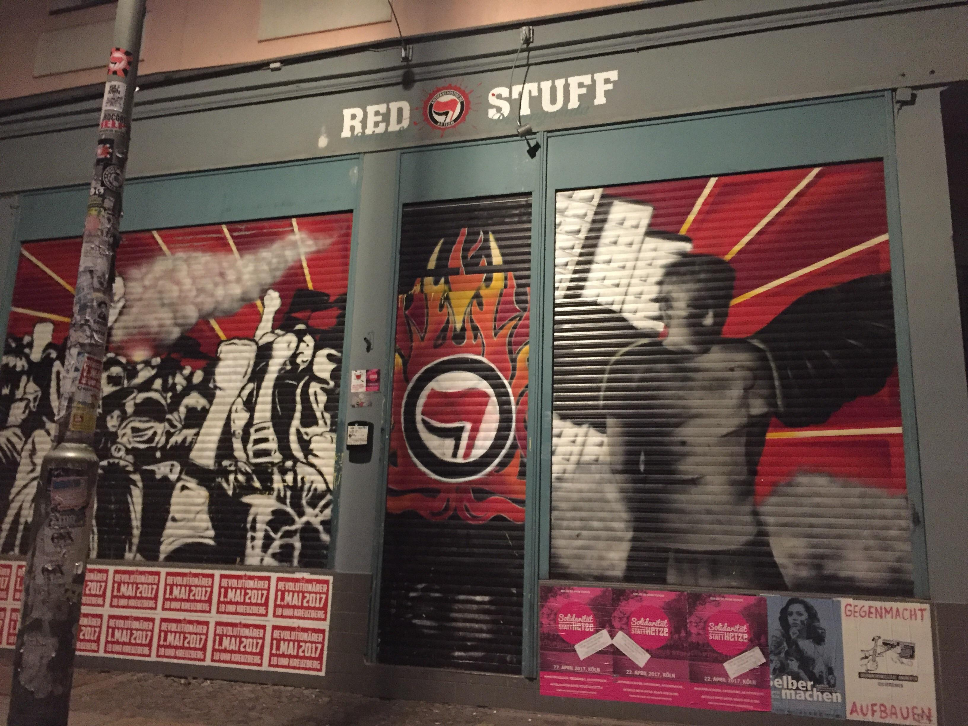 Antifa in Berlin | Antifa | Know Your Meme