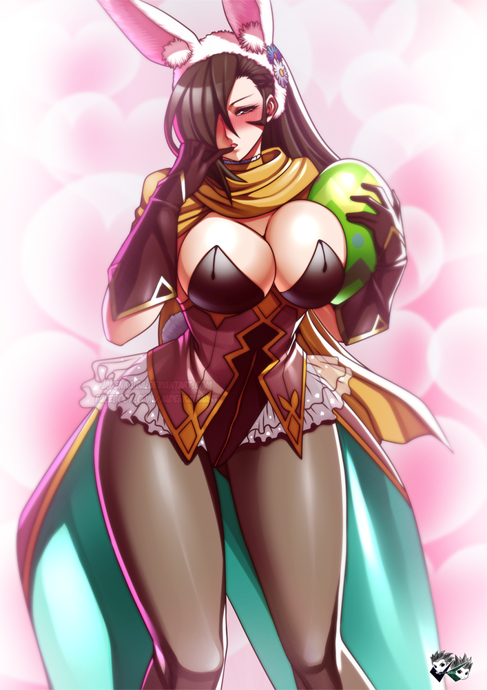Easter Bunny Kagero Fire Emblem Heroes Know Your Meme