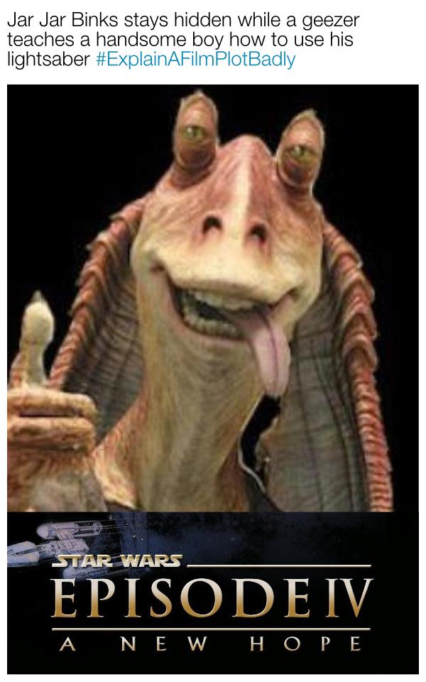 Explainafilmplotbadly Star Wars Episode Iv Explainafilmplotbadly Know Your Meme