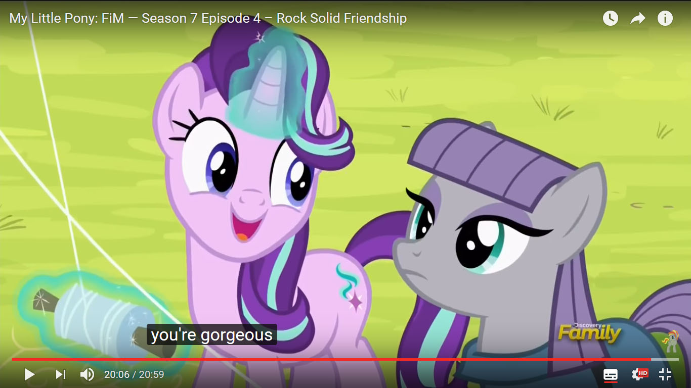 my little pony rock solid friendship
