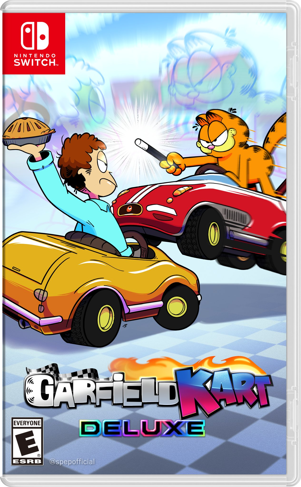 Garfield Kart Deluxe Garfield Kart Know Your Meme