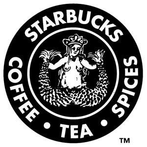 Original Starbucks Logo Reference