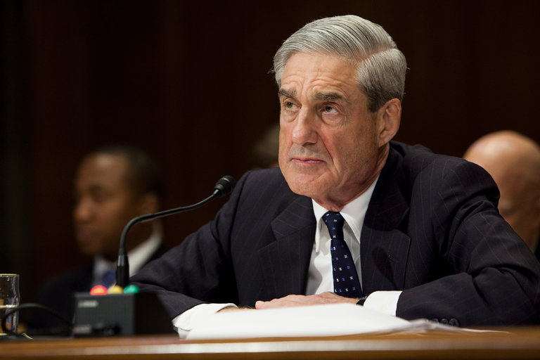 Image result for robert mueller russiagate