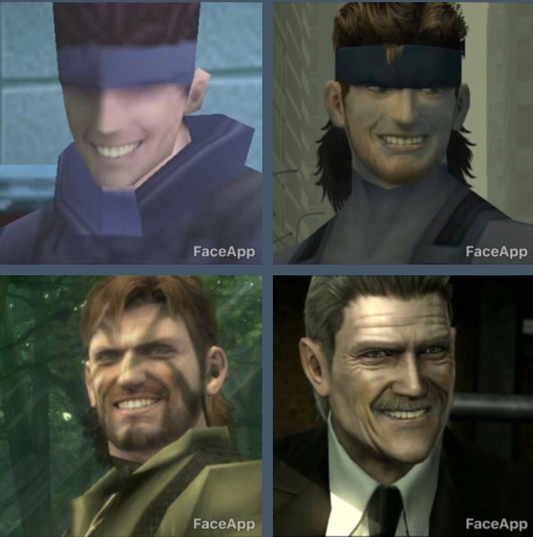 Smiling Snakes Faceapp Know Your Meme