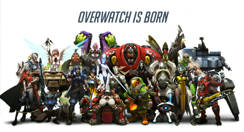early designs overwatch know your meme