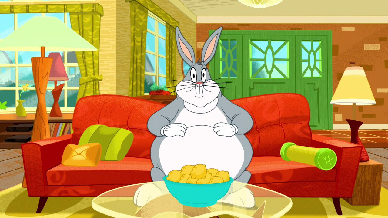 Fat Bugs Bunny Looney Tunes Know Your Meme