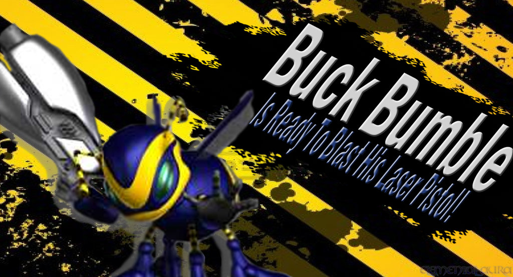 Buck Bumbles in! | Buck Bumble Theme Song | Know Your Meme