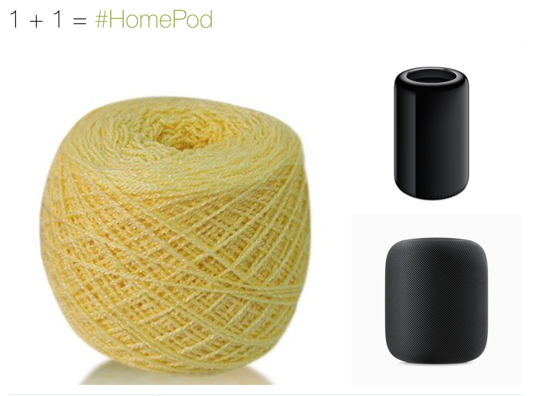 it s a black spool of yarn apple know your meme