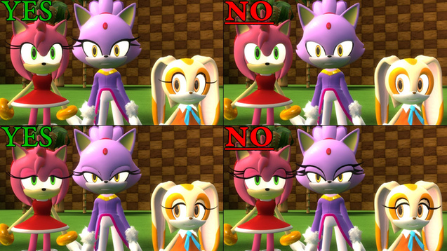 How to make a correct 3D model   Sonic the Hedgehog   Know Your Meme
