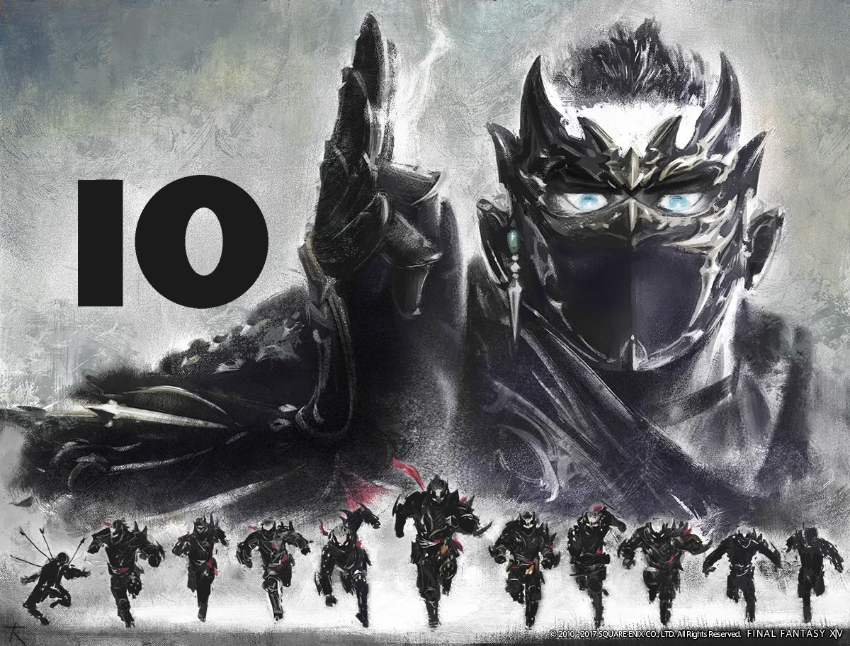 10 days till Stormblood   Final Fantasy XIV   Know Your Meme