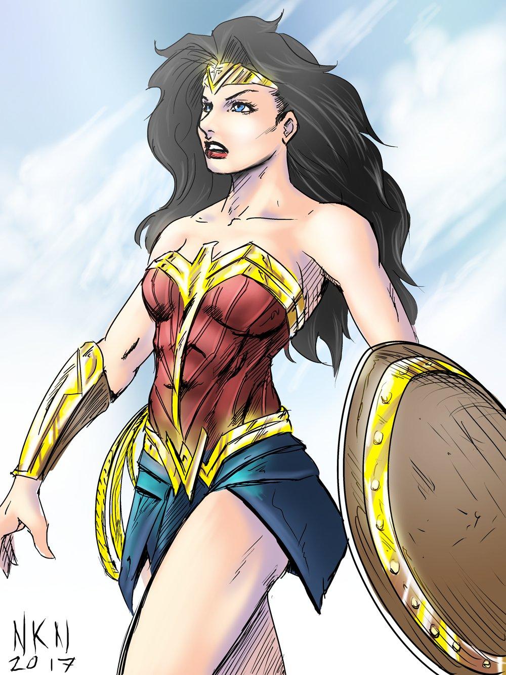 Diana Wonder Woman Know Your Meme