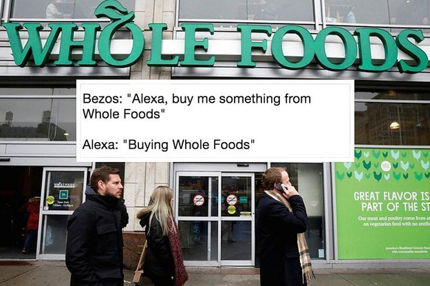 Alexa      Whole Foods   Know Your Meme