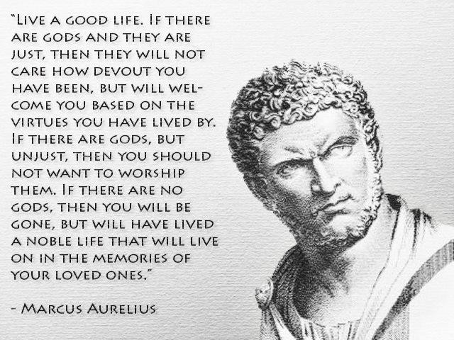 World To Live By Image Quotes Know Your Meme Classy Marcus Aurelius Quotes