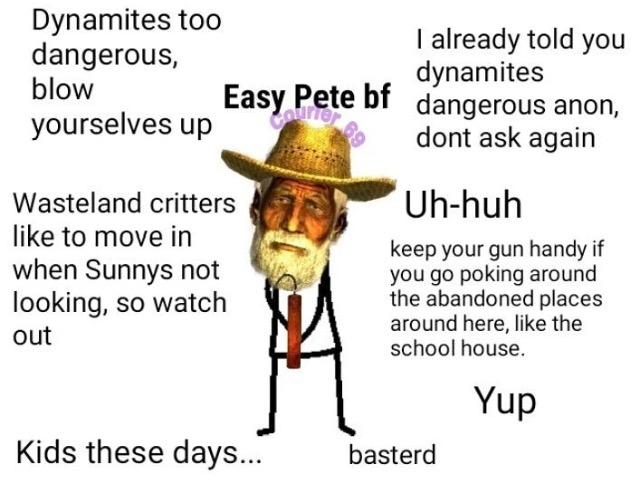 easy pete gf ideal gf know your meme