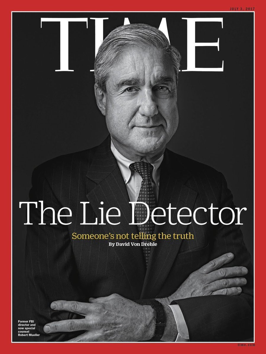 Robert Mueller The Lie Detector Russiagate Know Your Meme