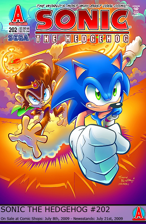 Sonic The Hedgehog And The Original Son Goku Crossover Know Your