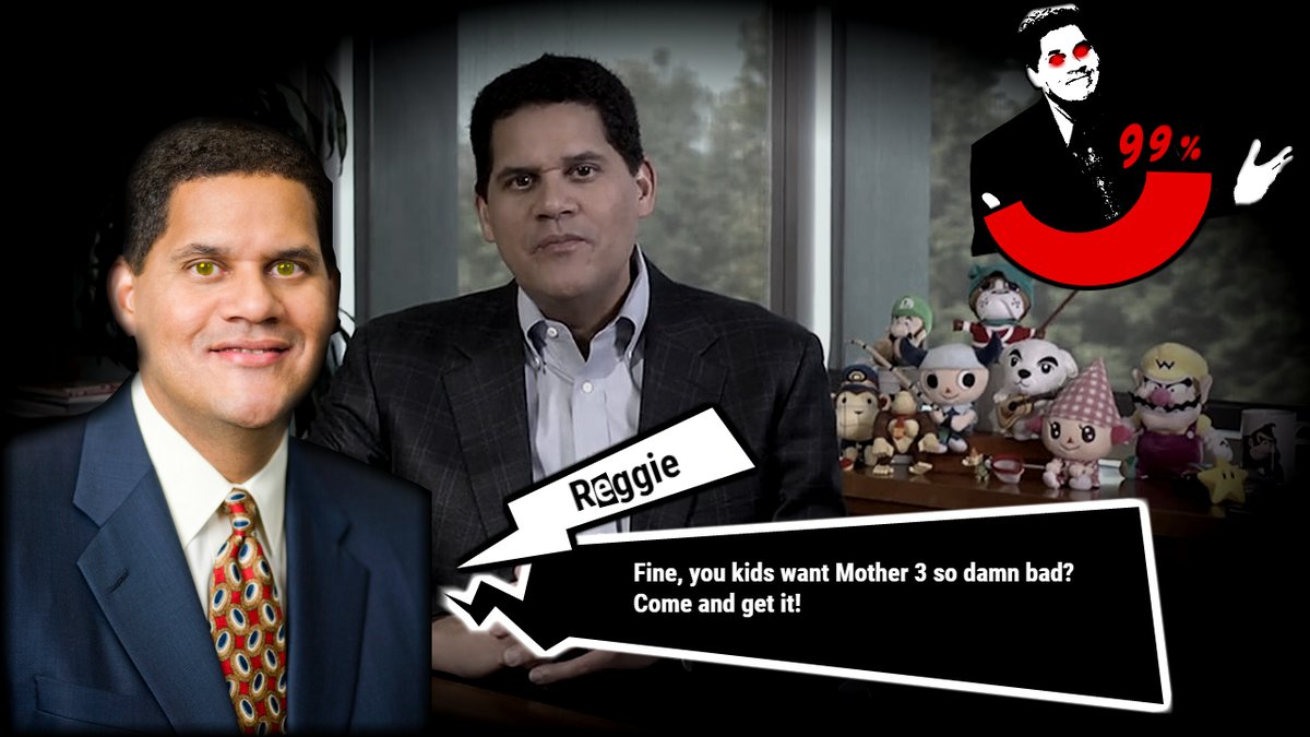 Remember that time the Thieves Infiltration Reggie's Palace