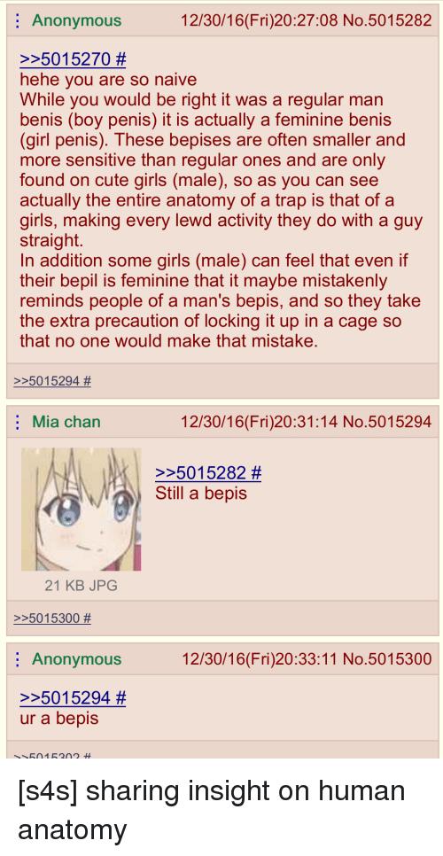 forumul penisului feminin