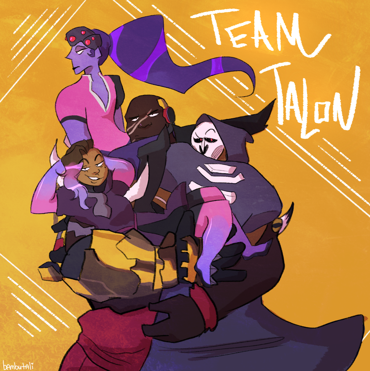 team talon overwatch know your meme