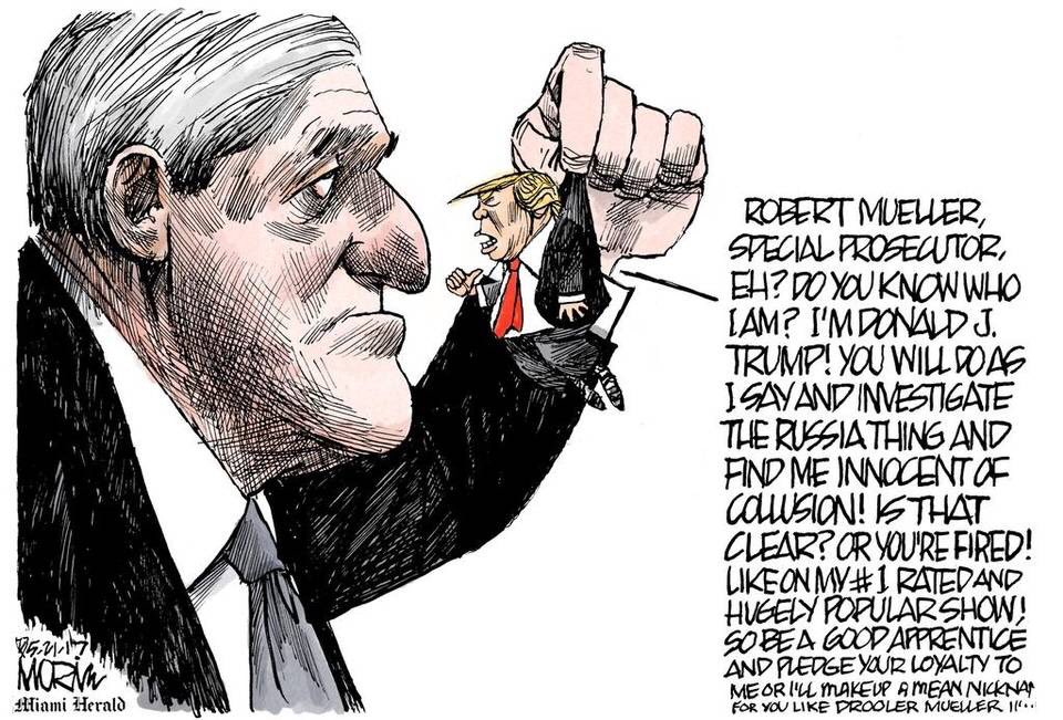 Trump And Mueller Russiagate Know Your Meme