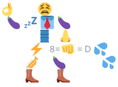 fapping sherrif | Emoji Sheriff | Know Your Meme