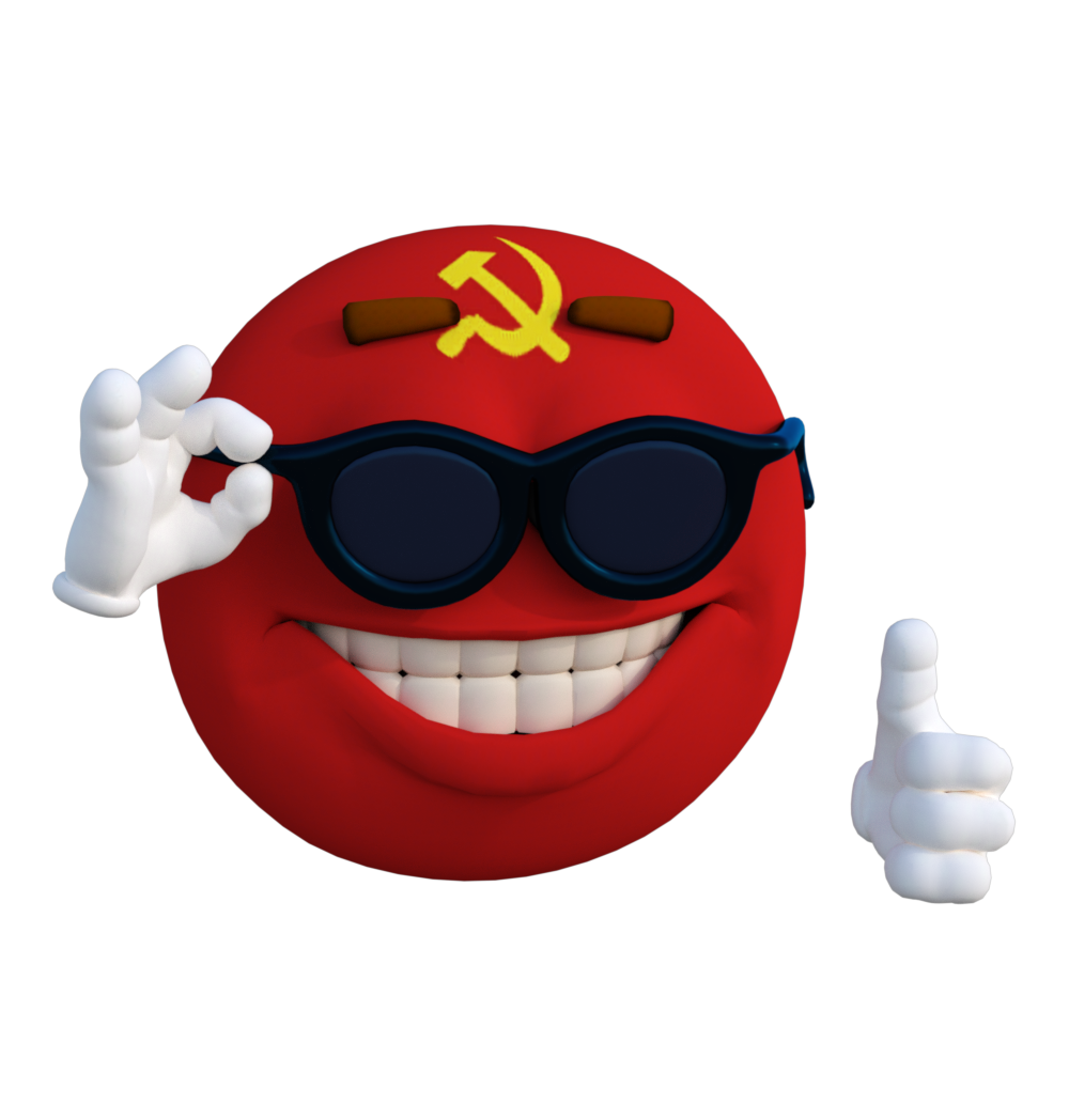 Communist Ball Template Picardía Know Your Meme