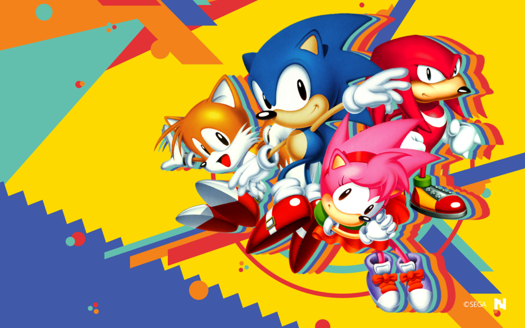 Sonic Wallpaper Sonic Mania Know Your Meme