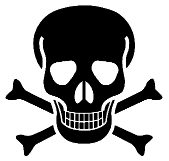 Skull and Crossbones Emoji | The Pirate Bay | Know Your Meme