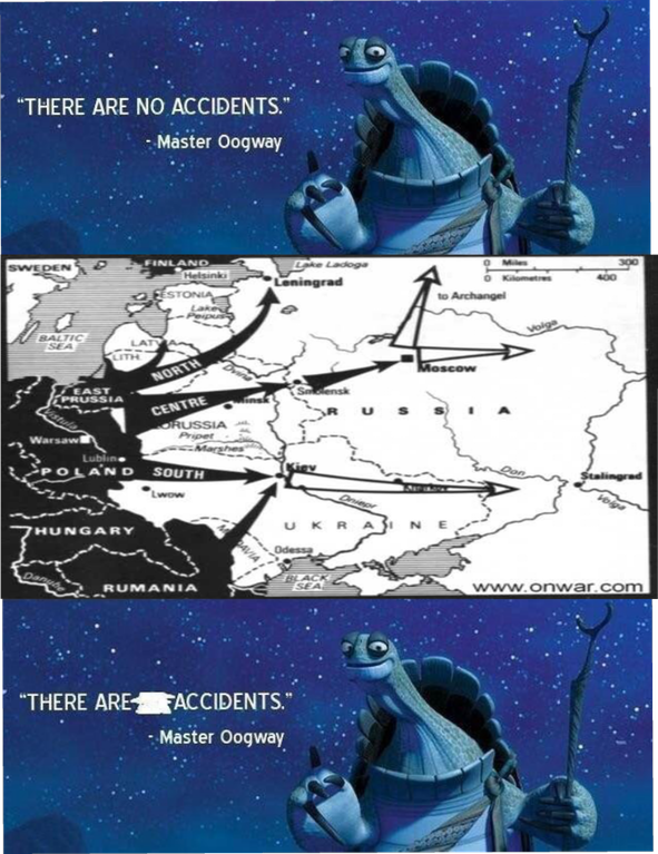 Invading Russia There Are No Accidents Know Your Meme