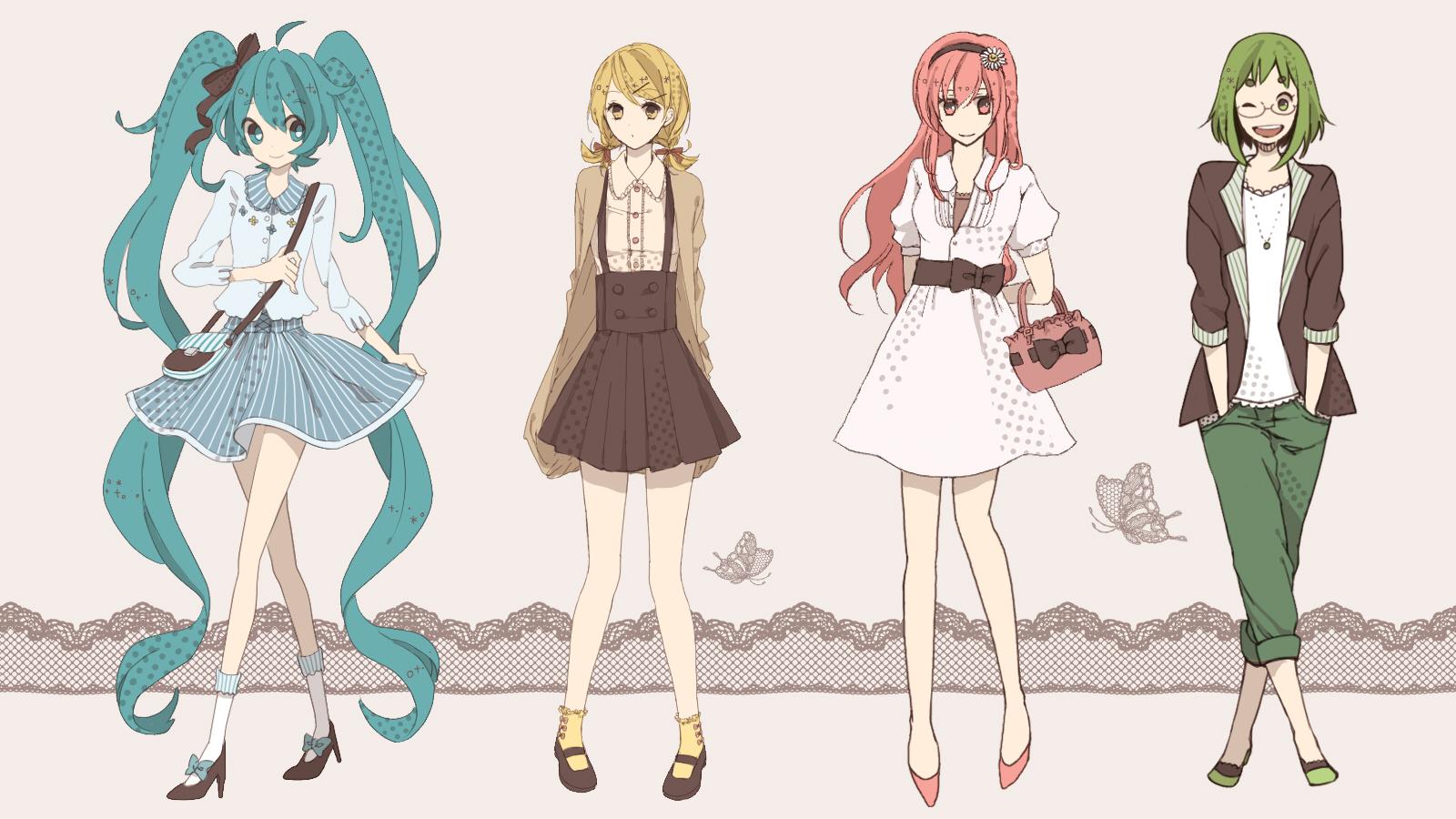 different styles hatsune miku vocaloid know your meme