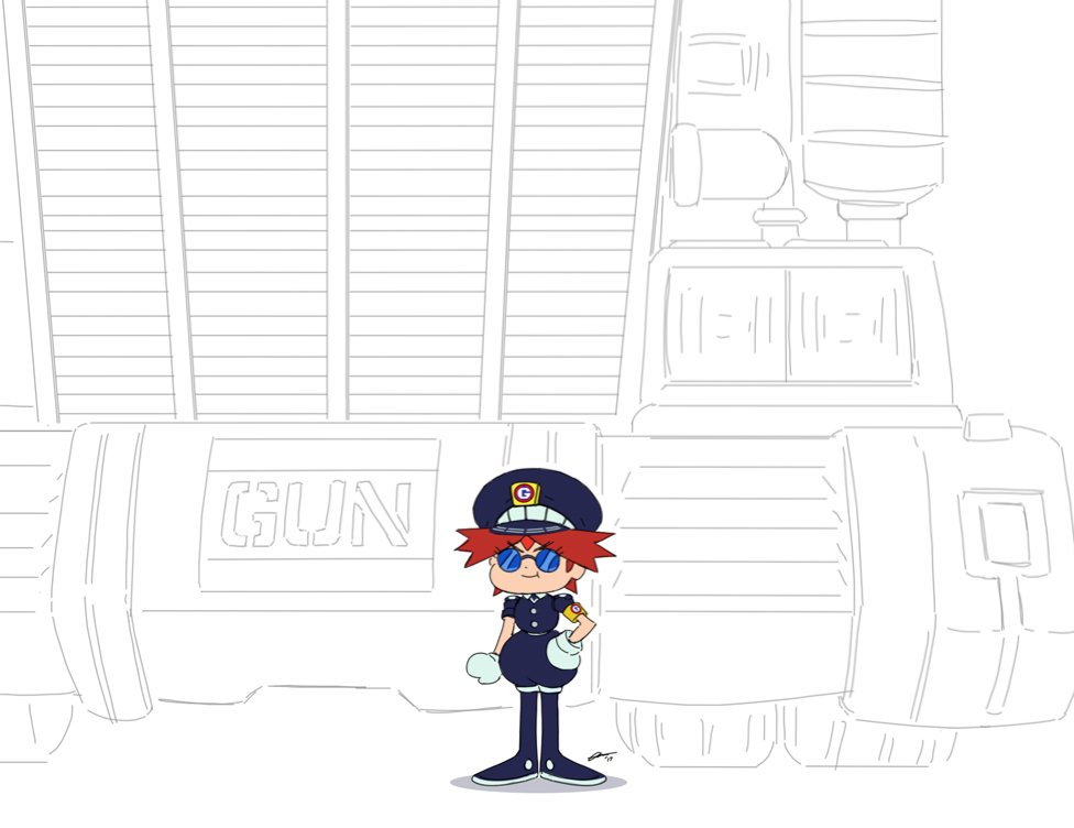 G U N Truck Driver Eggette By Alpha Gamboa Eggette Omelette Know Your Meme